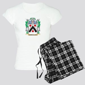 Cornelius Coat of Arms - Fa Women's Light Pajamas