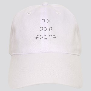 Do Not Touch in Braille (Grey) Cap
