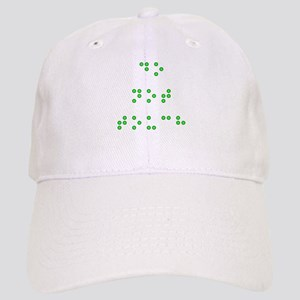 Do Not Touch in Braille (Green) Cap