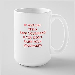 tesla Mugs