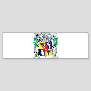 Corpus Coat of Arms - Family Crest Bumper Sticker