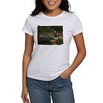 Wildflower Garden Women's T-Shirt