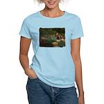 Wildflower Garden Women's Light T-Shirt