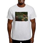Wildflower Garden Light T-Shirt