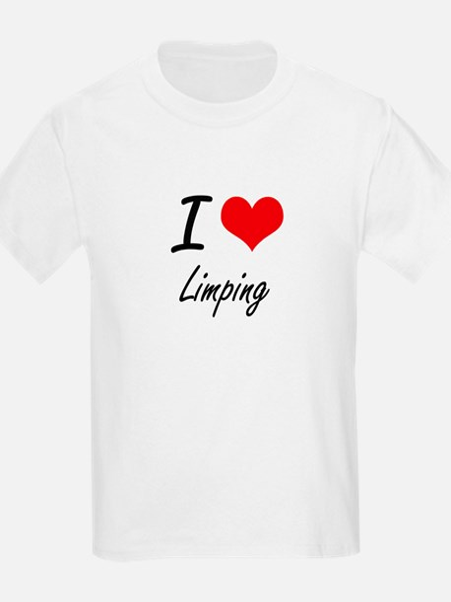 I Love Limping T-Shirt