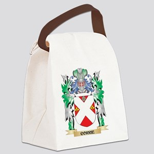 Corrie Coat of Arms - Family Cres Canvas Lunch Bag