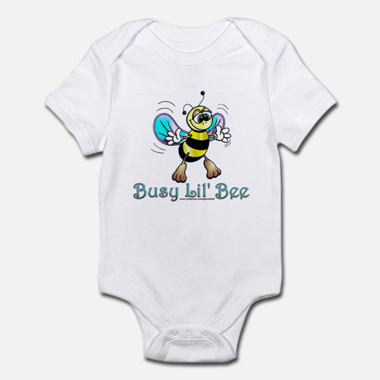 Busy Lil' Bee Infant Bodysuit