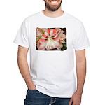 Garden View White T-Shirt