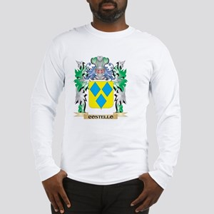 Costello Coat of Arms - Family Long Sleeve T-Shirt