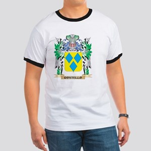Costello Coat of Arms - Family Cres T-Shirt