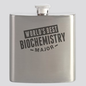 Worlds Best Biochemistry Major Flask