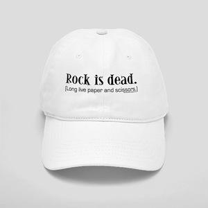 Rock is dead. Long live paper Cap