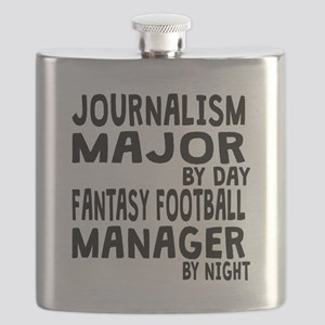 Journalism Major Fantasy Football Flask