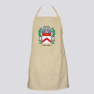 Coward Coat of Arms - Family Crest Apron