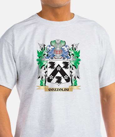 Cozzolini Coat of Arms - Family Cres T-Shirt