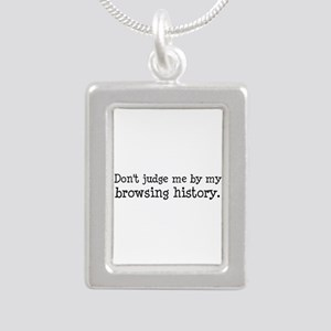 Browsing History Necklaces