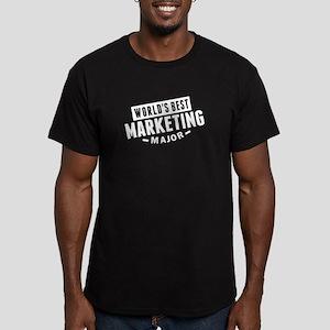 Worlds Best Marketing Major T-Shirt