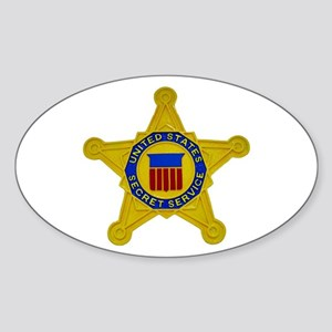 US FEDERAL AGENCY - SECRET SERVICE Sticker