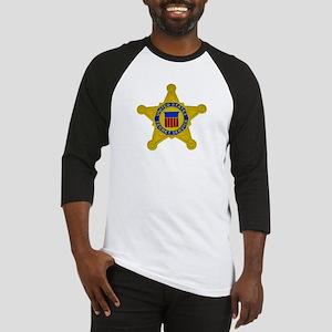 US FEDERAL AGENCY - SECRET SERVICE Baseball Jersey