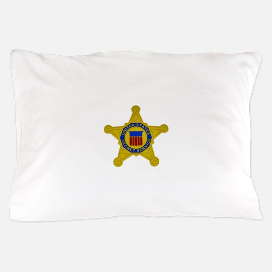 US FEDERAL AGENCY - SECRET SERVICE Pillow Case