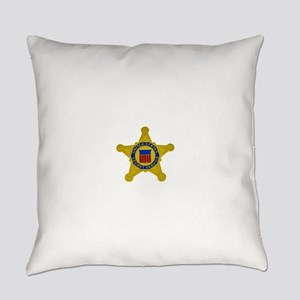 US FEDERAL AGENCY - SECRET SERVICE Everyday Pillow