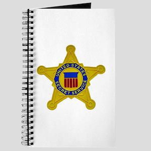 US FEDERAL AGENCY - SECRET SERVICE Journal