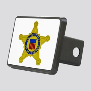 US FEDERAL AGENCY - SECRET Rectangular Hitch Cover