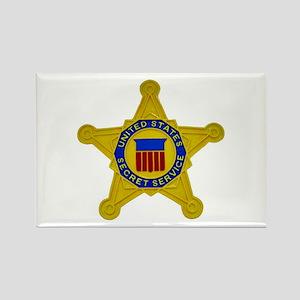 US FEDERAL AGENCY - SECRET SERVICE Magnets