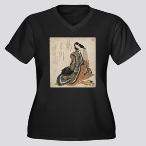 Geisha Plus Size T-Shirt