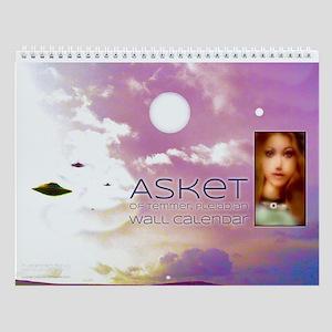 Asket, Pleiadian Wall Calendar