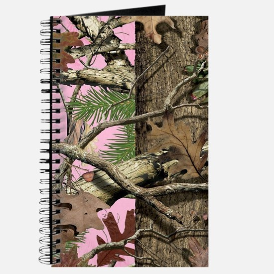 Cute Camouflage Journal