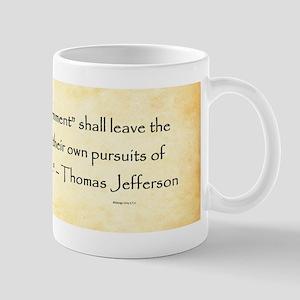Thomas Jefferson - Regulation - Mugs