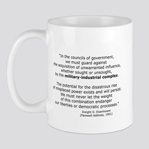Ike's Warning Mug