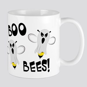 Boo Bees-WH Large Mugs