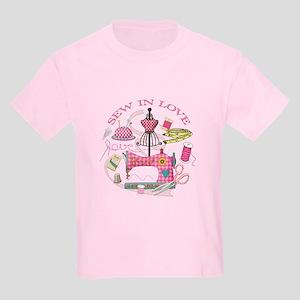 Sewing Kids Light T-Shirt