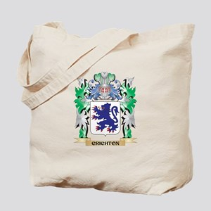 Crichton Coat of Arms - Family Crest Tote Bag