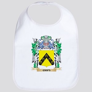 Crips Coat of Arms - Family Crest Bib
