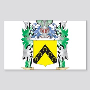 Crips Coat of Arms - Family Crest Sticker