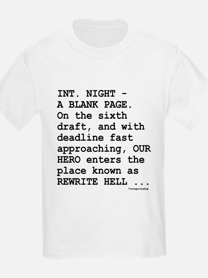 Rewrite Hell T-Shirt