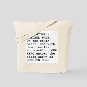 Rewrite Hell Tote Bag
