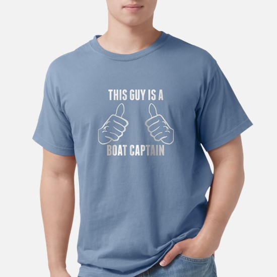 This Guy Is A Boat Captain T-Shirt
