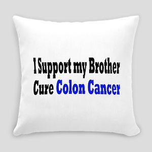Colon Cancer Everyday Pillow