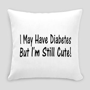 diabetes2 Everyday Pillow
