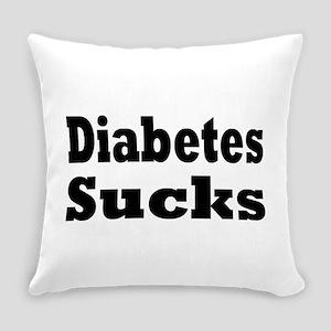 Diabetes Everyday Pillow