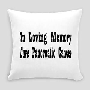 pancreatic12 Everyday Pillow
