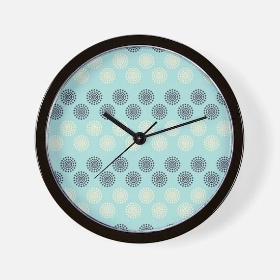 Decorative Pattern Wall Clock