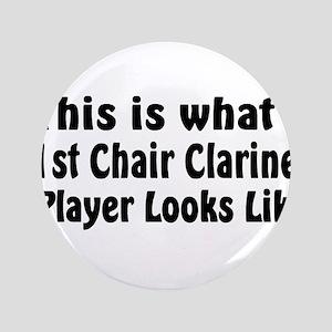 1st Chair Clarinet Button