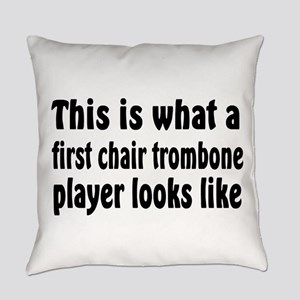 Trombone Everyday Pillow