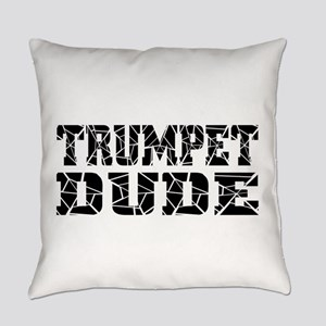 Trumpet Everyday Pillow