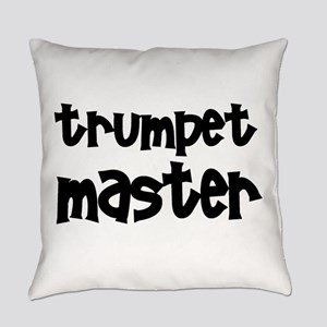 Trumpet Master Everyday Pillow